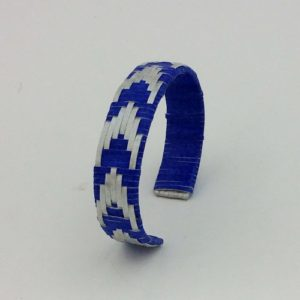Boland 1mm .5 Blue&S chevrons 500