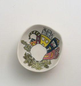 Connie mini bowl 500