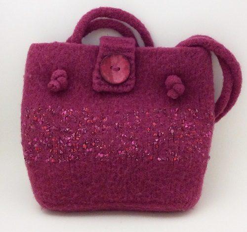 Denise – pink bag 500