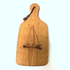 Ian sail boat 500