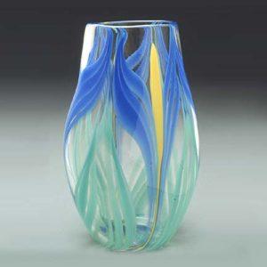 Iris Vase - Square