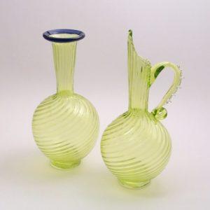 Jordana - vase and cruet 500