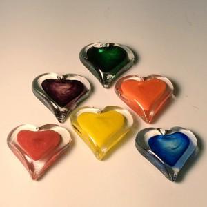 Lada hearts