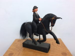 McAlister Horse Rider