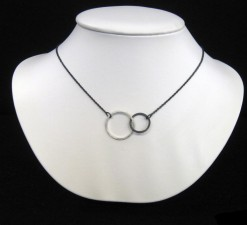 Ox Silver Necklace