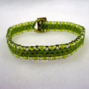 Slinky - Emerald & Gold 1