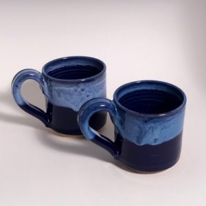 Wetterer short blue mugs 500