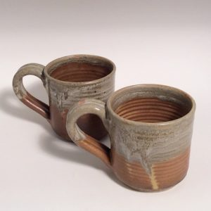 Wetterer short brown mugs 500