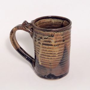 Wetterere tall brown mug 500
