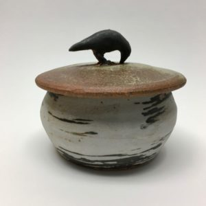 covered crow bowl