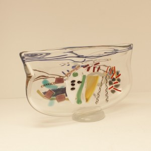 glass bowl 6