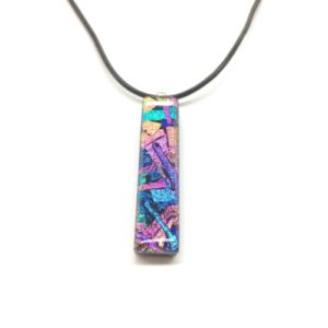 kaminski necklace 2 pink blue