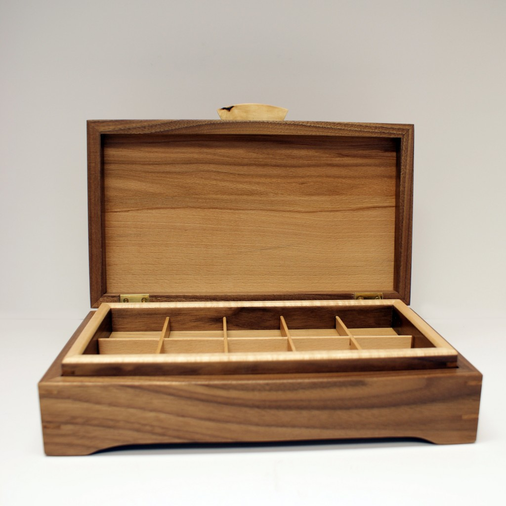 Jewelry Box League of NH Craftsmen