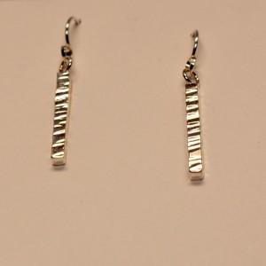 silver earrings-2