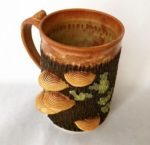 woods and waters pottery- mug