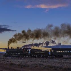 Grand Canyon Railway 2-8-0 No. 29