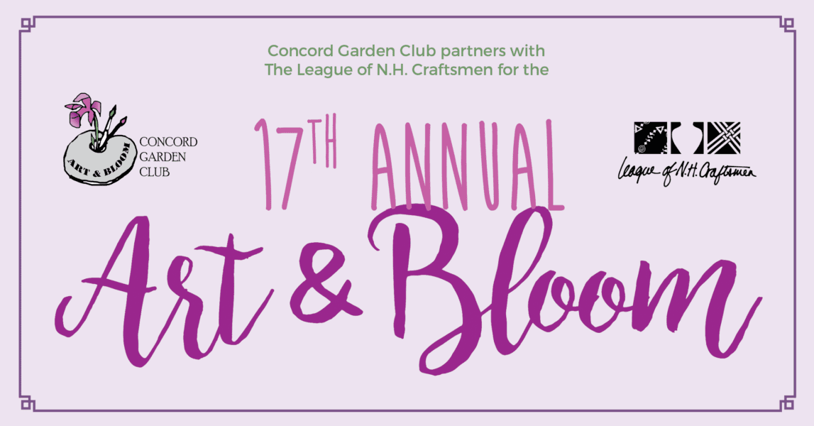 The 17th Annual Art and Bloom event begins on January 17th