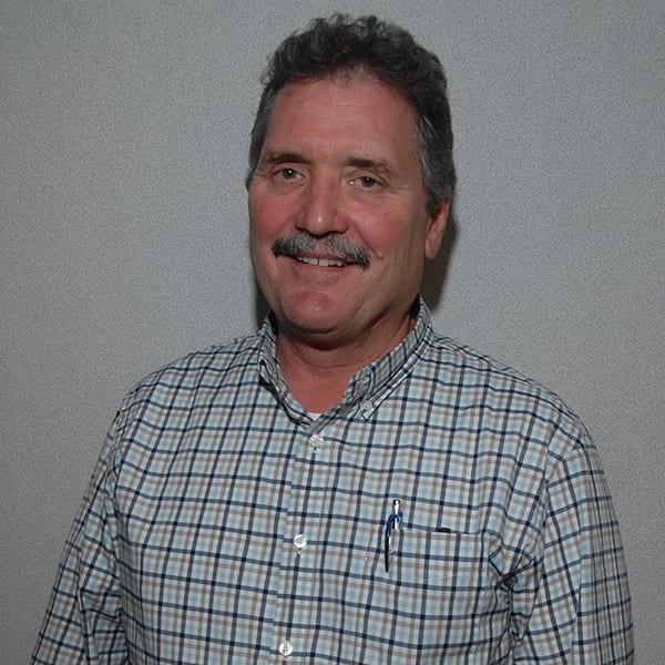 Treasurer, Eric Rowley