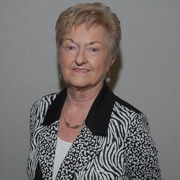 Board President, Judith Raskin